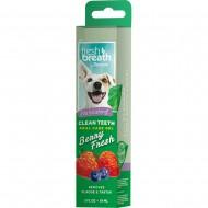 Гель для чистки зубов ягодный д/собак 59мл (арт 002296)