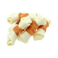 A-Soli для мини-пород курица на белой косточке-зубочистке 75гр