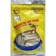 A-Soli д/собак косточка-зубочистка с кальцием и морской капустой 100гр