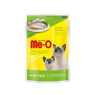 Мя-о конс 80 гр д/кошек сардина, курица, рис в желе пауч 1/48 (5)