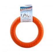 Кольцо 8-мигранное крохотное с этикеткой (оранжевый) Doglike