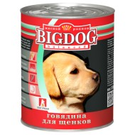 BIG DOG Щенки 850 гр ж/б