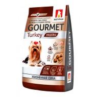 Зоогурман Gourrmet сухой корм д/ мелких и средних собак Индейка 1,2кг
