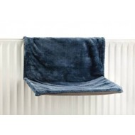 Beeztees гамак для кошки на радиатор, голубой 46*31*24см 405302