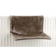 Beeztees гамак для кошки на радиатор, серый 46*31*24см 405300