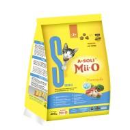 A-Soli Mii-o д/кошек Кастрированных и стерилизованных 200гр