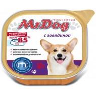 Мистер Дог конс. д/собак с Говядиной 300гр