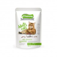 Chammy Premium д/кошек мясное ассорти 85гр пауч
