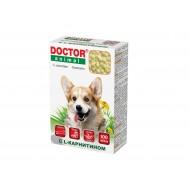 DOKTOR Animal для собак L-карнитин мультивит лакомство