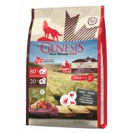 GENESIS Pure Canada Broad Meadow Soft Говядина, косуля, дикий кабан 2,268кг