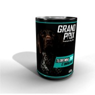 GRAND PRIX конс. д/собак суфле Телятина с овощами 400 г