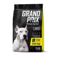 GRAND PRIX Dog PFB Large Adult д/собак крупных пород с ягненком 18 кг бридер