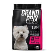GRAND PRIX Dog PFB Small Adult д/собак мелких пород с ягненком 18 кг бридер