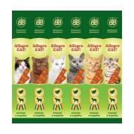 В&В Аллегро Кэт колбаски для кошек ягненок/индейка (1шт)