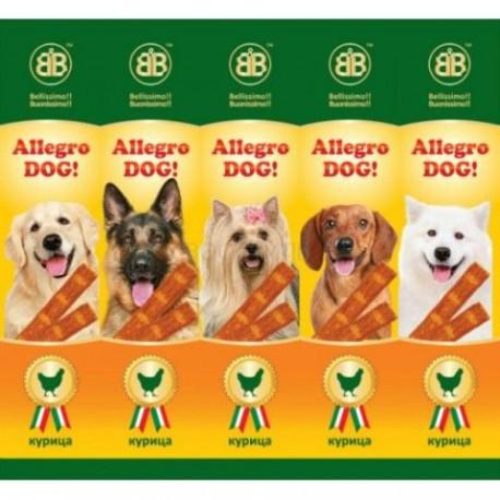 В&В Аллегро Дог колбаски для собак курица (1шт)