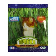 Травка для кошек (пакет) 30 г