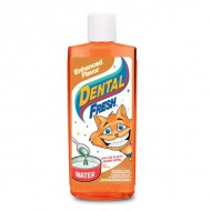Жидкая зубная щетка Дентал Фреш для кошек со вкусом тунца 118 мл (арт.004215)
