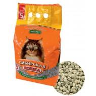 Сибирская кошка напол. Бюджет 5 л 1/4шт