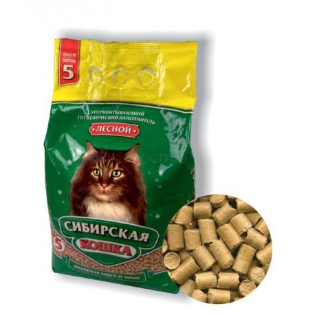 Сибирская кошка напол. Лесной 7 л 2шт/уп