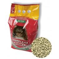 Сибирская кошка напол. Экстра (длиннош.) 5 л 1/4шт