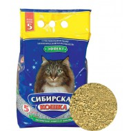 Сибирская кошка напол. Эффект 5 л 1/4шт