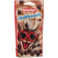 Беафар д/кошек сердечки Malt-Hearts 150 таб (коричневый)