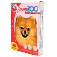 Доктор ZOO для собак с  ветчиной 90 т