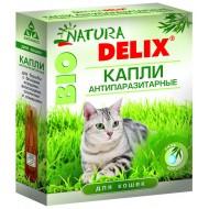 Капли Деликс-Био д/кошек антипаразитарные