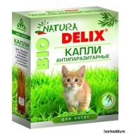 Капли Деликс-Био д/котят антипаразитарные