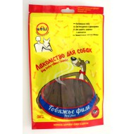 A-Soli д/собак филе говяжье 100гр