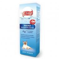 Cliny паста д/вывода шерсти из кишечника 30мл