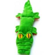 """ОSSO Toys игрушка д/собак """"Крокодил"""" с неубиваемой пищалкой"""