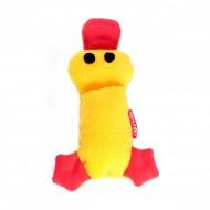 """ОSSO Toys игрушка д/собак """"Утка"""" с неубиваемой пищалкой"""
