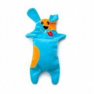 """ОSSO Toys игрушка д/собак """"Песик"""" с неубиваемой пищалкой"""