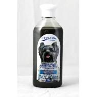 Шампунь-гель БиоВакс д/собак оттеночный для пород серых и черных мастей 305мл
