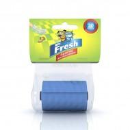 MR.FRESH Пакеты для уборки фекалий 20шт