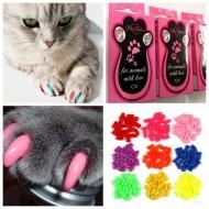 Антицарапки - кошка разноцвет, S