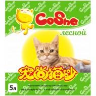 """Наполнитель CoSha """"Лесной"""" древесный 20 кг"""
